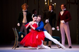 Marguerite and Armand ballet